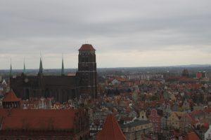 Kościół Mariacki w Gdańsku, autor: Maja Sypniewska
