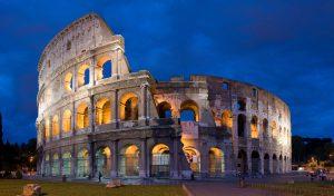 Koloseum / źródło: pl.wikipedia.org, licencja: CC BY-SA 2.5