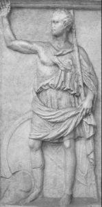 Polibiusz z Megalopolis / źródło: pl.wikipedia.org, licencja: CC BY-SA 3.0