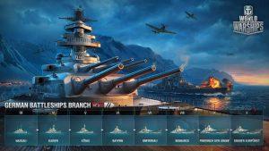 WoWS_German_battleships_Tech_tree_ENG