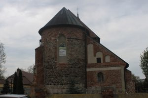 Kościół pw. św. Marcina biskupa w Kazimierzu Biskupim / fot. M. Sypniewska