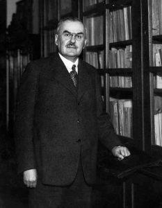 Władysław Grabski jako rektor Szkoły Głównej Gospodarstwa Wiejskiego w Warszawie