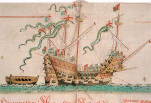 HMS Mary Rose