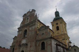 Kościół kamedułów w Bieniszewie / fot. M. Sypniewska