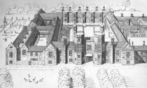 rezydencja Beaulieu, ok 1580 rok