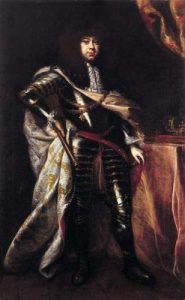 Daniel Schultz, Portret króla Michała Korybuta Wiśniowieckiego z około 1669 roku