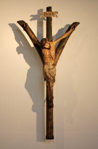 Krucyfiks widlasty z kościoła Św. Jana w Kendenich / źródło: pl.wikipedia.org, licencja: CC BY 3.0