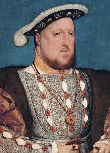 Henry VIII, by Hans Holbein the Younger