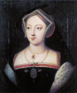 Portret kobiety, najprawdopodobniej przedstawia Marię Boleyn