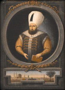 Mustafa I, sułtan, który nazywany był szaleńcem