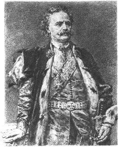 Stanisław Leszczyński, autorstwa Jana Matejki