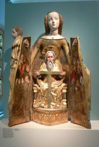 Madonna szafkowa z Grudziądza, ok. 1390 rok
