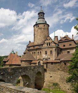 Zamek Czocha, źródło: By Rafał Konieczny - Praca własna, GFDL, http://commons.wikimedia.org/w/index.php?curid=5558297