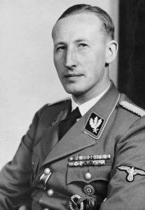 Reinhard Heydrich / źródło: pl.wikipedia.org, licencja: CC BY-SA 3.0 de