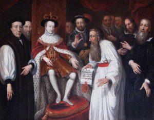 W 1550 roku Jan Łaski został mianowany przez króla Edwarda VI superintendentem zborów cudzoziemskich w Londynie: niderlandzko-niemieckiego, francuskiego i włoskiego.