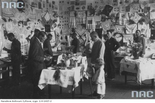 Wystawa prac uczniów