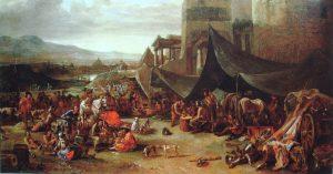 Spalenie Rzymu w 1527 r.
