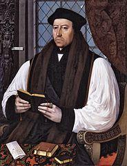 Arcybiskup Thomas Cranmer