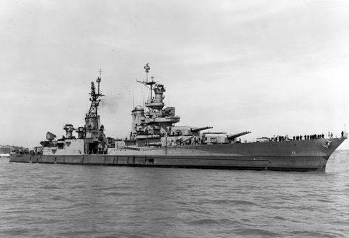 "USS ""Indianapolis"""