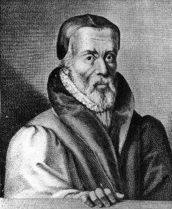 William Tyndale, autor pierwszego angielskiego przekładu Biblii