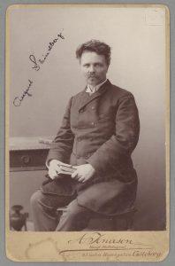 August Strindberg (1890 r.)