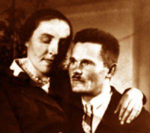 Józef i Wiktoria Ulmowie