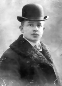 Wojciech Korfanty w początkach kariery politycznej 1905