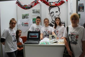 Zespół projektowy podczas finału VII edycji we Wrocławiu