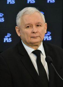 Jarosław Kaczyński / fot. Adrian Grycuk, CC-BY-SA 3.0