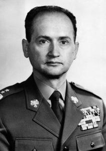 Wojciech Jaruzelski w 1968 r.