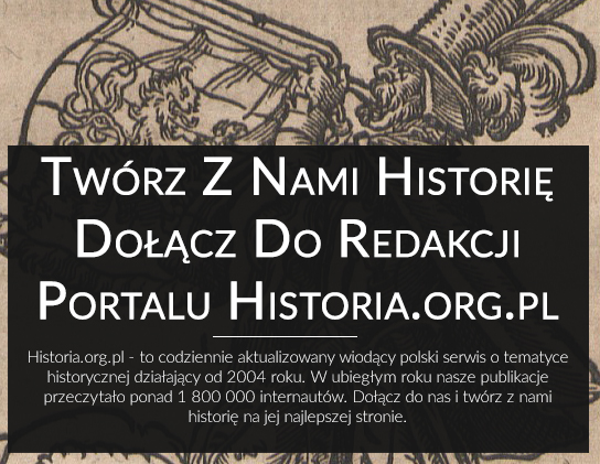 Dołącz do Redakcji historia.org.pl