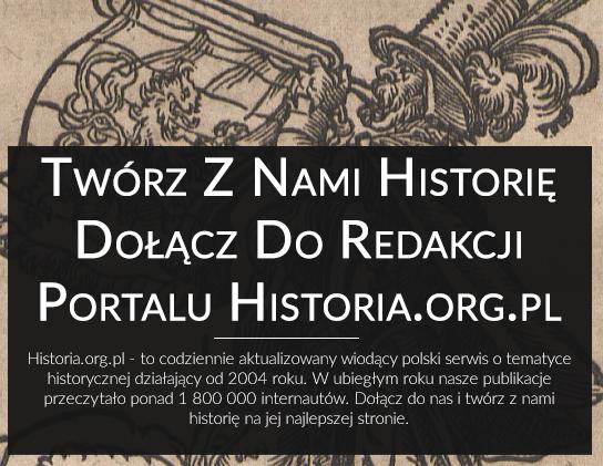 Dołącz do Redakcji historia.org.pl